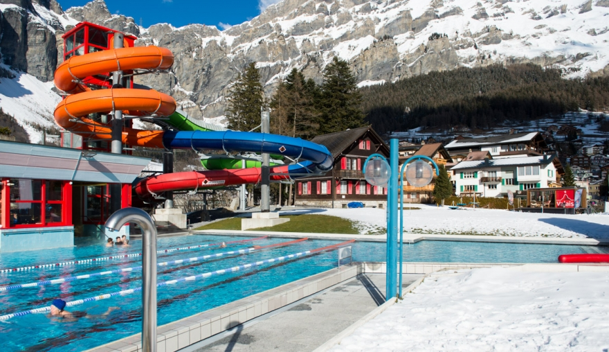 LEUKERBAD - THERMES